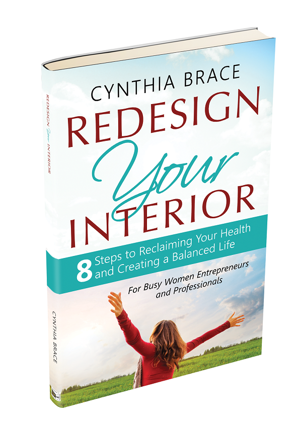 Book Cover Redesign Your Interior